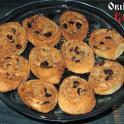 Kiszmisziani (kishmishiani) - gruzińskie ciasteczka rodzynkowe