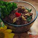 Lobio z czerwonej fasoli - tradycyjna potrawa gruzińska