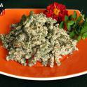 Malachto (malakhto) - adżarska potrawa z zielonej fasolki