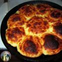 Cziszdwari Leli - serowy kwiatek - przepis kulinarny
