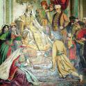 Legendy gruzińskie - Królowa Tamar i Żuraw