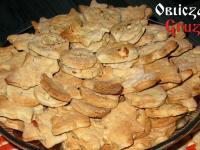 Shakarlama - przepis na gruzińskie ciasteczka z migdałami