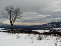 Migawki z gruzińskich dróg - świąteczna podróż przez zaśnieżone drogi i góry