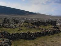 Ruiny twierdzy megalitycznej w Nardevani, Gruzja
