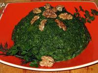 Pchali (pxali, pkhali) szpinakowo-porowe - potrawa gruzińska