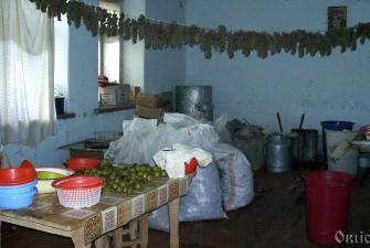 Spiżarnia i suszarnia ziół, przypraw, owoców