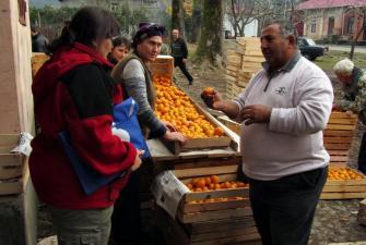Rozmowa o mandarynkach