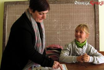 Lekcja rosyjskiego w szkole gruzińskiej (Ia Zhghent'i)(2)