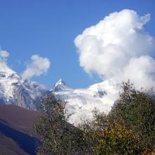 Góry Wielkiego Kaukazu, Swanetia -1543