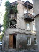Tbilisi - uliczki Starego Miasta (1)