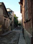 Tbilisi - uliczki Starego Miasta (2)