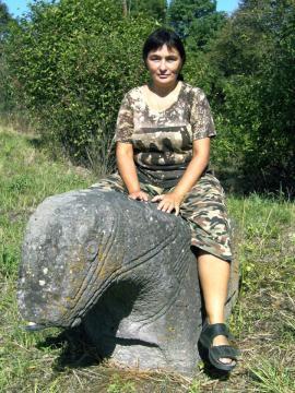 Jazda na kamiennym zwierzaku, Dmanisi
