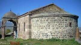 Bazylika grecka w wiosce Edikilisa, Dolna Kartlia, Gruzja