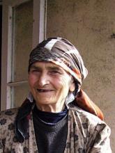 Babuszka z Abchazji