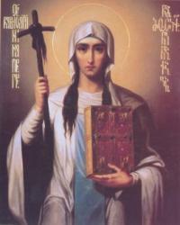 Święta Nino - chrześcijańska apostołka i patronka Gruzji