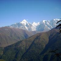 Góry Wielkiego Kaukazu, Swanetia -1612