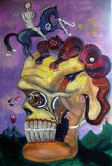 Jeden z symbolicznych obrazów Fridona (2)