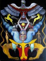 Jeden z symbolicznych obrazów Fridona (4)