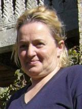 Gulbani - żona dyrektora szkoły w Ipari