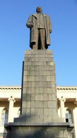 Pomnik Stalina w Gori