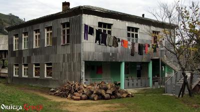 Dom Nodara i Nazi w Gegelidzeebi