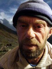 Fridon Nizharadze - malarz, symbolik, filozof z Ushguli