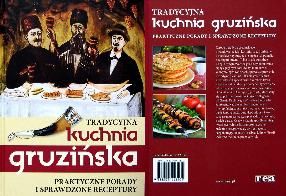 Tradycyjna Kuchnia Gruzińska Jelena Kiładze Recenzje
